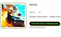 Fury Cars + MOD