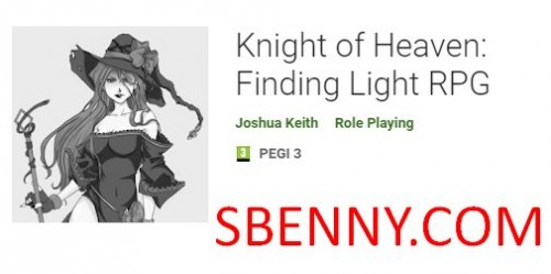Knight of Heaven: Finding Light RPG + MOD