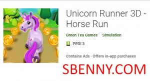 Unicorn Runner 3D - Horse Run + MOD