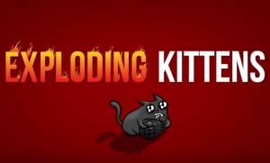 Jisplodi Kittens® - Uffiċjali + MOD