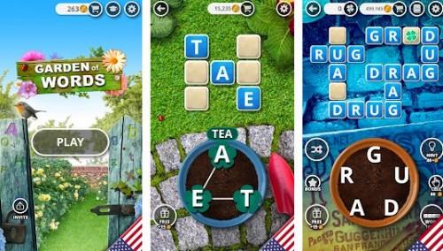Garten der Wörter - Wortspiel + MOD