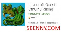 Lovecraft Quest: Cthulhu Rising + MOD