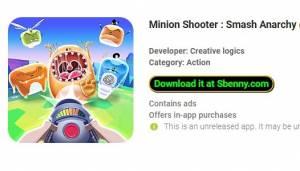 Minion Shooter: Smash Anarchy + MOD