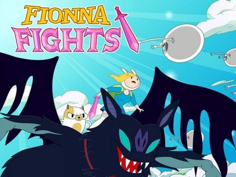 Fionna Fights - Tiempo de Aventura + MOD