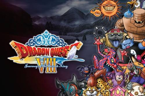 DRAGON QUEST VIII + MOD
