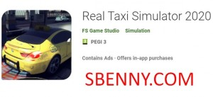 Real Taxi Simulator 2020
