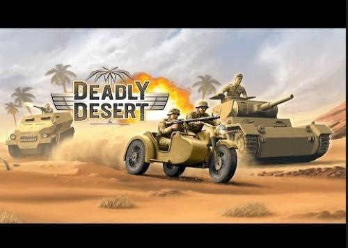 1943 Deserto mortal + MOD