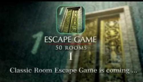 Jogo de fuga: 50 rooms 1 + MOD