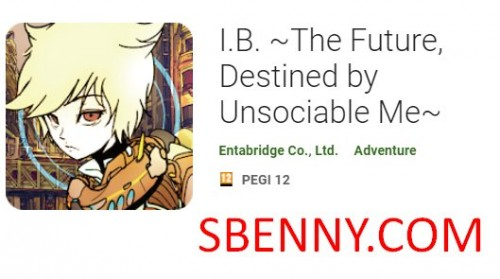 IB The Future, Destined by Unsociable Me + MOD