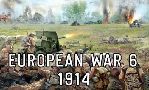 Guerra europea 6: 1914 + MOD