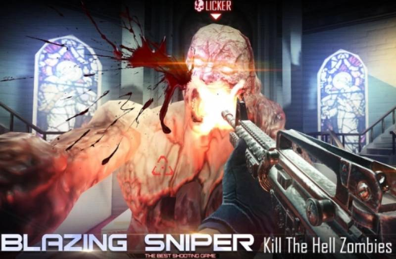 Blazing Sniper - Elite Killer Shoot Hunter Strike + MOD