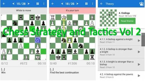 Chess Strategy & Tactics Vol 2 + MOD
