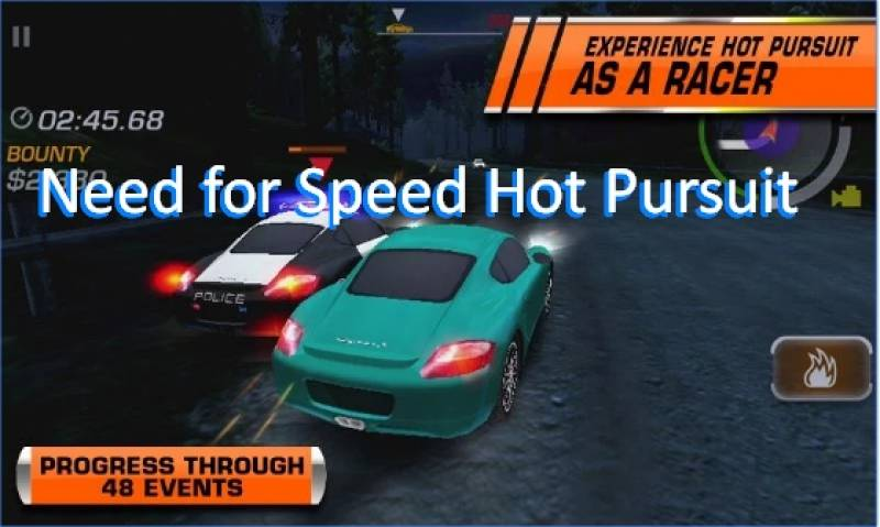 Need for Speed ​​™ Hot Pursuit + MOD