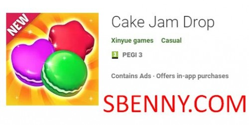 Cake Jam Drop + MOD