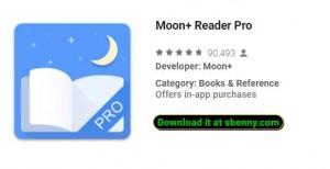 Moon + Reader Pro + MOD