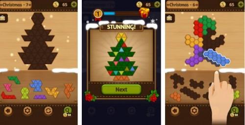 Block Puzzle-Spiele: Wood Collection + MOD