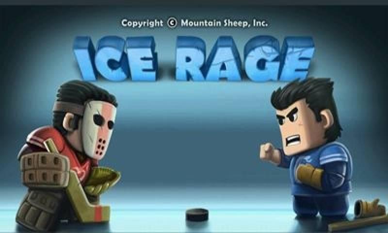 Ice Wut: Eishockey