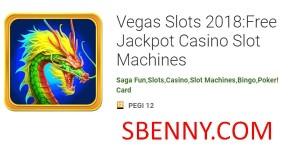 Vegas Slots 2018: Machines à sous à jackpot gratuit + MOD