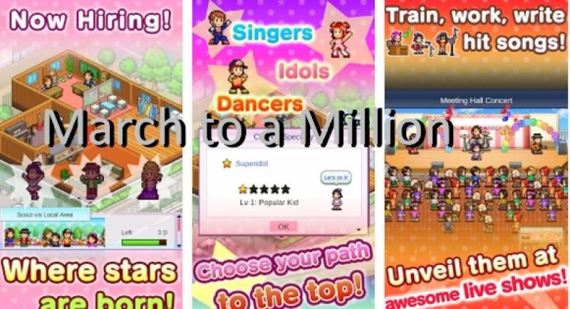 März bis eine Million