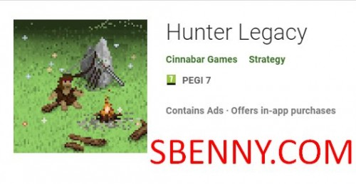 Hunter Legacy + MOD