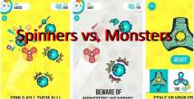 Spinners vs. Monsters + MOD