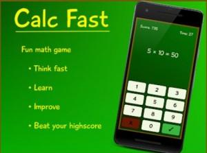 Calc Fast