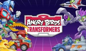 Transformateurs Angry Birds + MOD