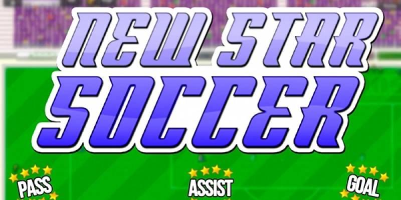 New Star Soccer + MOD