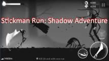 Stickman Run: Shadow Adventure + MOD