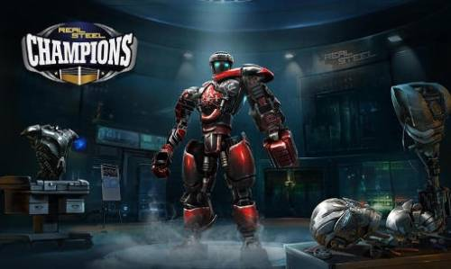 Real Steel Champions + MOD