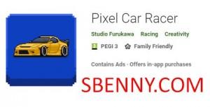 Pixel Car Racer + MOD