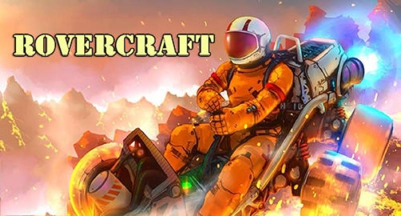 RoverCraft Race Your Space Car + MOD
