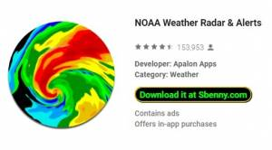 NOAA Weather Radar & amp; Avvisi + MOD