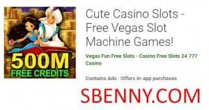 Cute Casino Slots - ¡Juegos gratuitos de máquinas tragamonedas de Las Vegas! + MOD