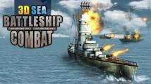 Mar del acorazado de combate 3D + MOD