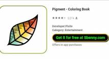 Pigment - Coloring Book + MOD