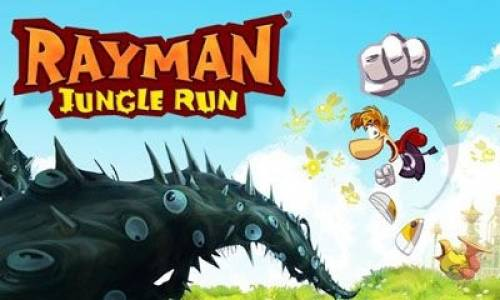 Rayman Jungle Run + MOD