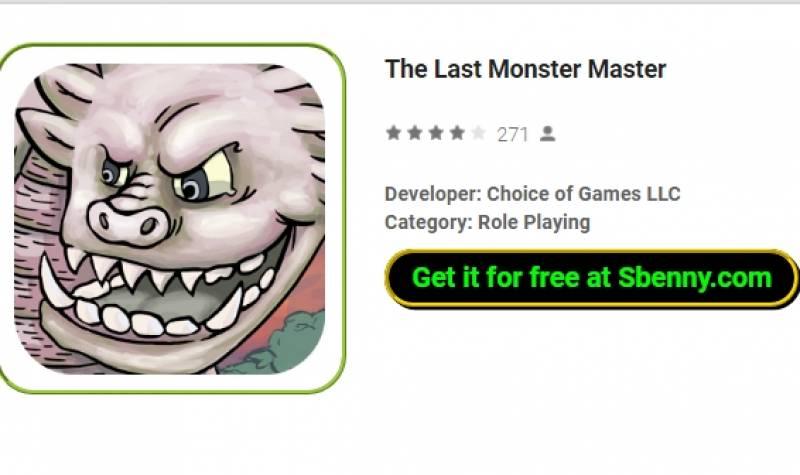 L-Ultimate Monster Master + MOD
