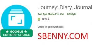 Journey: Journal, Journal + MOD