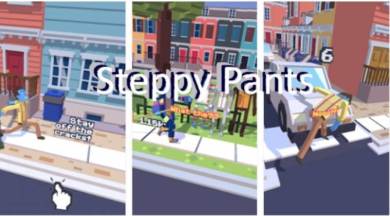 Steppy Pants + MOD