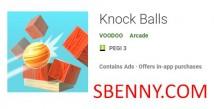 Knock Balls + MOD