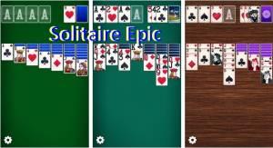 Solitaire Epic + MOD