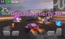 Demolition Derby 3D + MOD