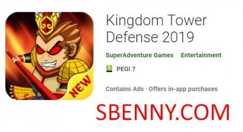 Defesa de Torre do Reino 2019 + MOD