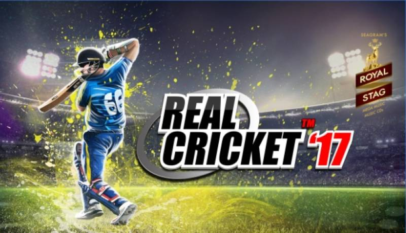 Real Cricket ™ 17 + MOD