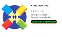 X Back - Icon Pack
