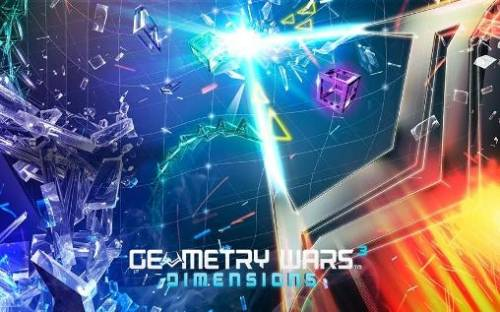 Geometry Wars 3: Dimensions + MOD
