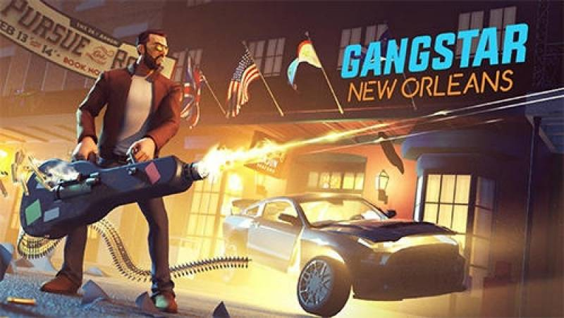 Gangstar New Orleans OpenWorld + MOD