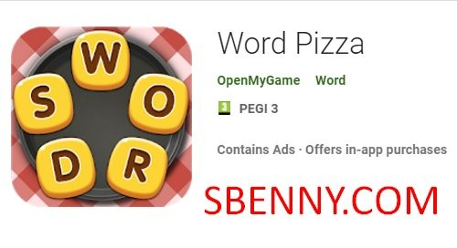 Word Pizza + MOD