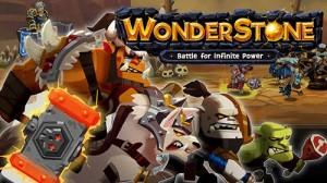 The Wonder Stone: Hero Merge Defense Clan Battle + MOD